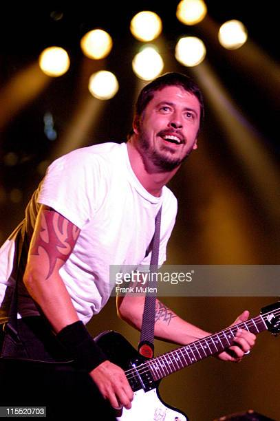 Dave Grohl of Foo Fighters during 11th Annual Music Midtown Festival Day 2 at Midtown and Downtown Atlanta in Atlanta Georgia United States
