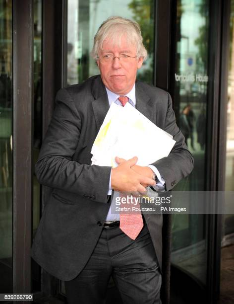 Dave Hartnett Permanent Secretary for Tax at HM Revenue Customs leaves Portcullis House in Westminster The head of HM Revenue and Customs renewed his...