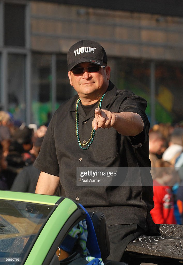 Dave Hester of Storage Wars attends America's Thanksgiving Day Parade at Woodward Avenue on November 22, 2012 in Detroit, Michigan.