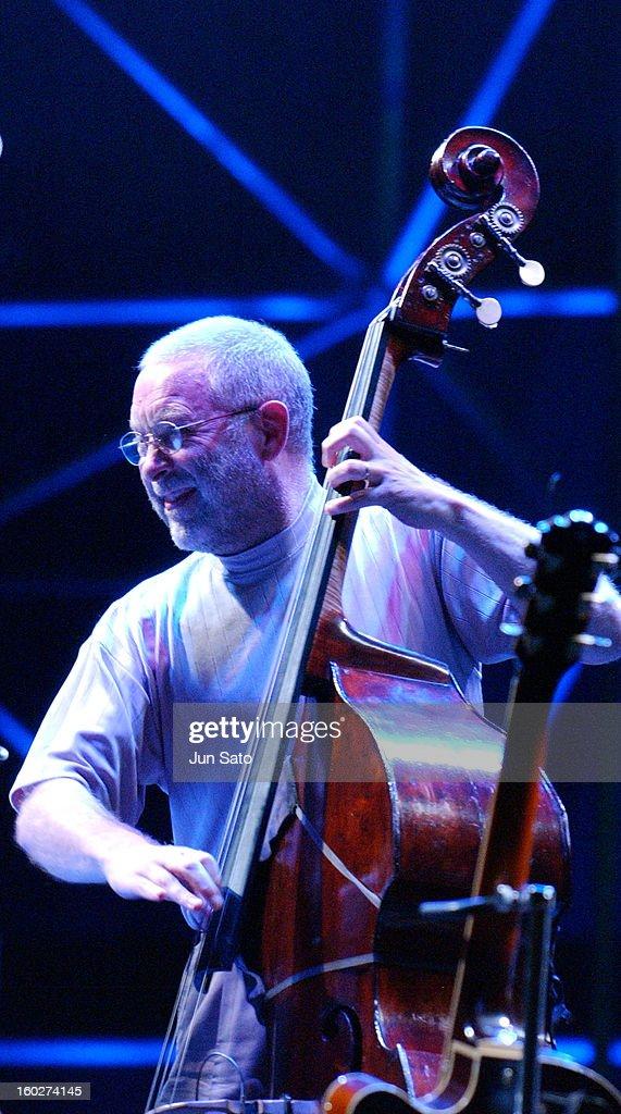 Dave Holland during Tokyo Jazz 2004 - Future World at Tokyo Big Sight in Tokyo, Japan.