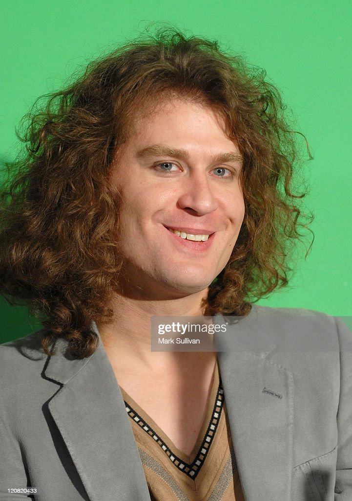 Dave Keuning of <a gi-track='captionPersonalityLinkClicked' href=/galleries/search?phrase=The+Killers+-+Band&family=editorial&specificpeople=3954390 ng-click='$event.stopPropagation()'>The Killers</a> during Vegoose Music Festival 2006 - Press Conference at Sam Boyd Stadium in Las Vegas, Nevada, United States.