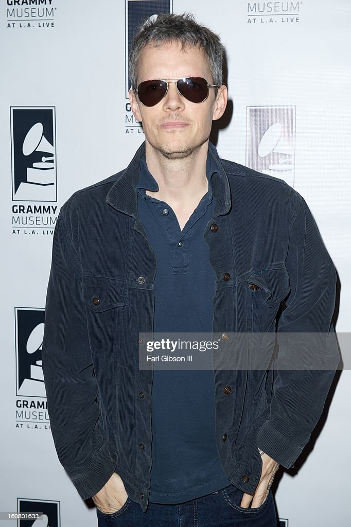 Dave Krusen attends the 'Happy On The Ground: 8 Days At Grammy Camp' at The GRAMMY Museum on February 5, 2013 in Los Angeles, California.