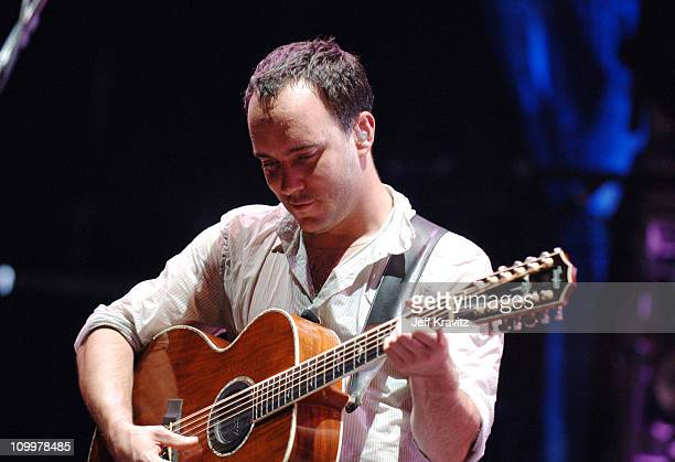 Dave Matthews Band during Bonnaroo 2005 Day 1 Dave Matthews Band at What Stage in Manchester Tennessee United States
