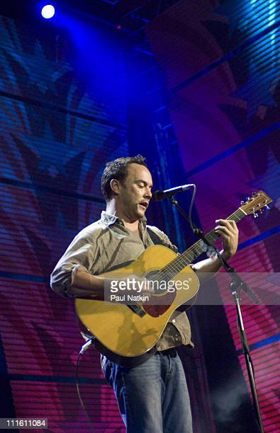Dave Matthews during Farm Aid 2006 Concert at Tweeter Center at the Waterfront in Camden New Jersey United States