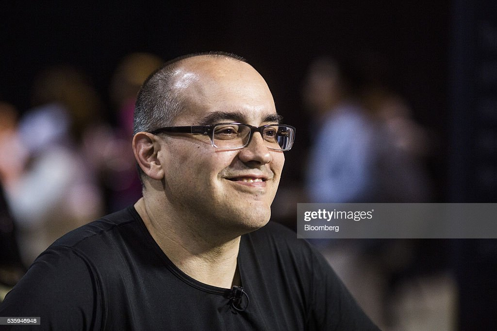 Dave McClure, chief executive officer and founder of 500 Startups, speaks during a Bloomberg Television interview at the Rise conference in Hong Kong, China, on Tuesday, May 31, 2016. The conference runs through June 2. Photographer: Justin Chin/Bloomberg via Getty Images