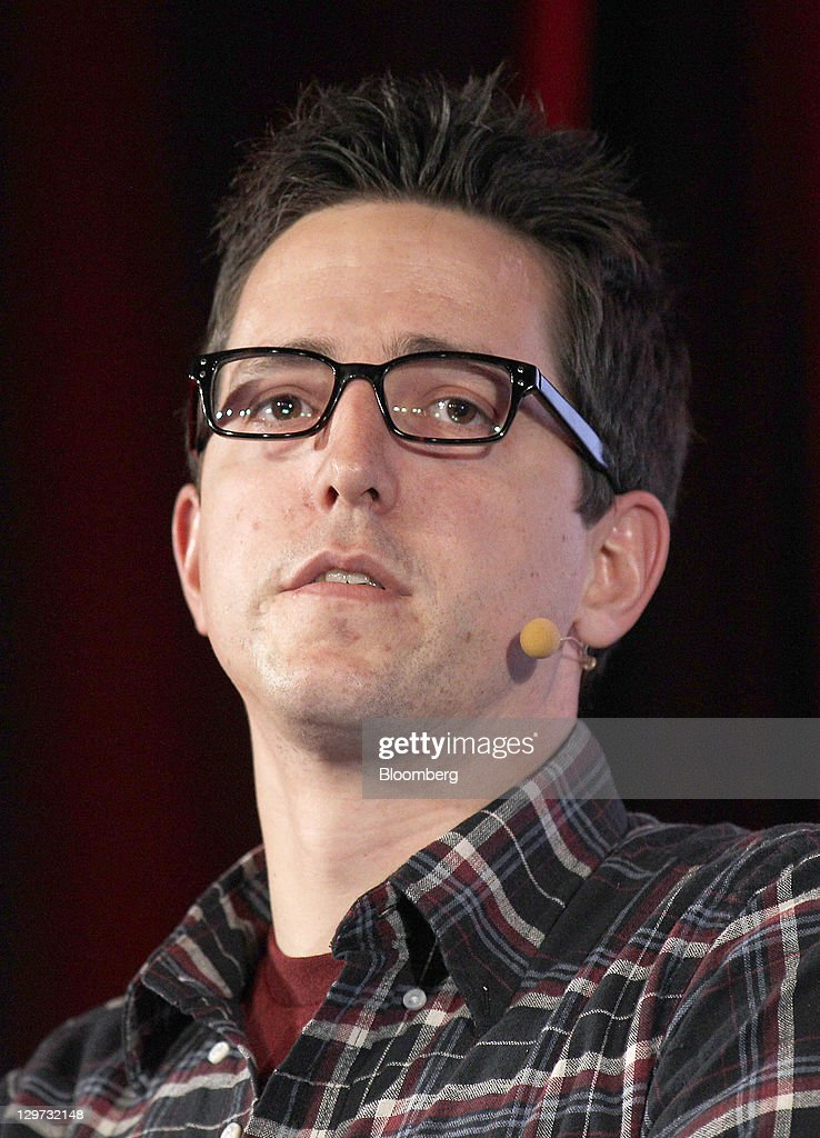 Dave Morin, co-founder and chief executive officer of Path, speaks during the Web 2.0 Summit in San Francisco, California, U.S., on Wednesday, Oct. 19, 2011. The conference brings together 1,000 senior executives from the worlds of technology, media, finance, telecommunications, entertainment, and the Internet. Photographer: Tony Avelar/Bloomberg via Getty Images