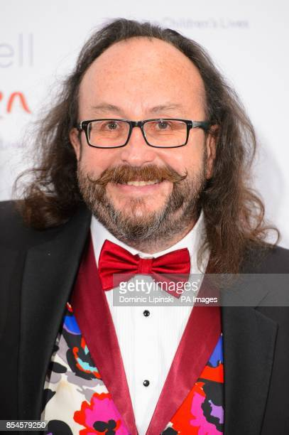 Dave Myers arriving at the Caudwell Children Butterfly Ball at the Grosvenor House hotel in central London