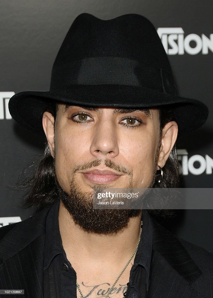 Dave Navarro attends the Activision kick-off party for E3 at Staples Center on June 14, 2010 in Los Angeles, California.