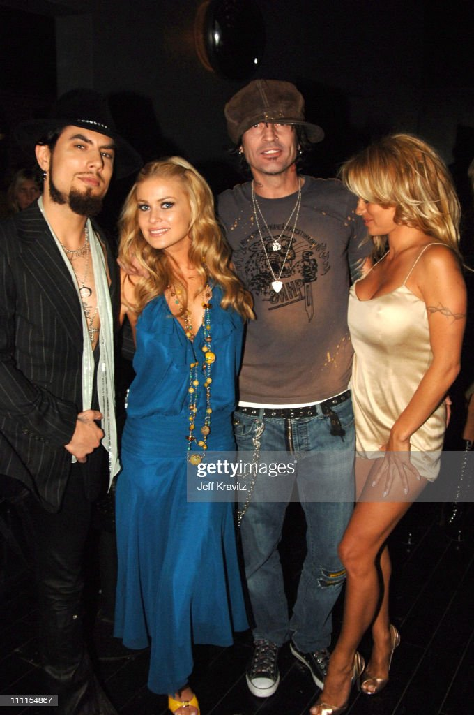 Pictures Of Carmen Electra And Dave Navarro Kids Rock Cafe