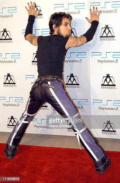 Dave Navarro during 2003 MTV Video Music Awards Playstation 2 and Guy Oseary After Party at The Four Seasons Restaurant in New York City New York...