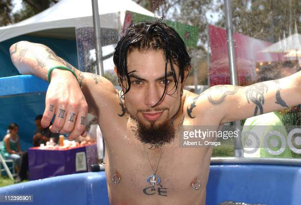Dave Navarro during Elizabeth Glaser Pediatric AIDS Foundation 'A Time For Heroes' Celebrity Carnival Inside in Los Angeles California United States