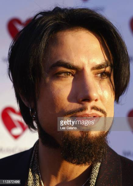 Dave Navarro during MusiCares MAP Fund Honors Dave Navarro and Goldenvoice Arrivals at Henry Ford Theatre in Hollywood California United States