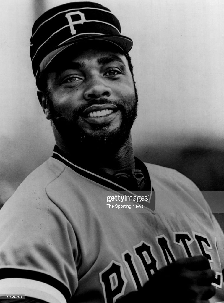 Dave Parker of the Pittsburgh Pirates looks on circa 1980s