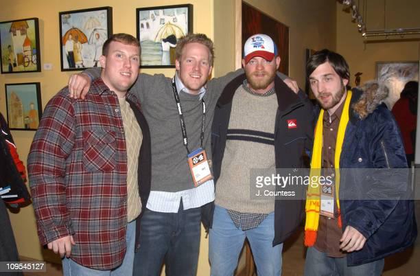 Dave Pierce David Sullivan Jason Henderson and Casey Gooden