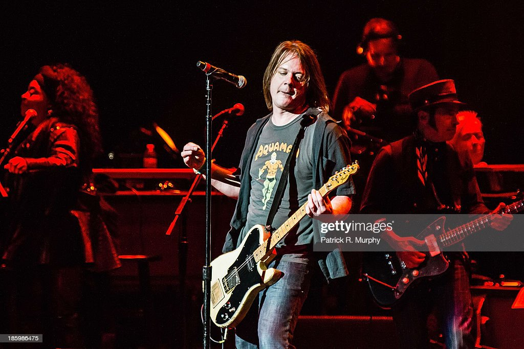Dave Pirner performs at the 18th annual Music Masters series honoring The Rolling Stones at the State Theatre on October 26, 2013 in Cleveland, Ohio.