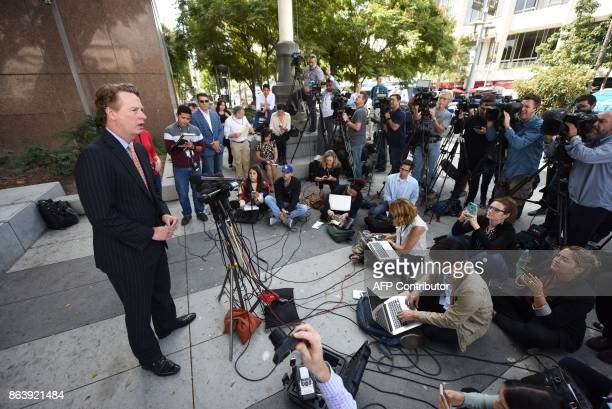 Dave Ring the attorney representing the unnamed Italian actress and model who told Los Angeles police detectives that movie producer Harvey Weinstein...