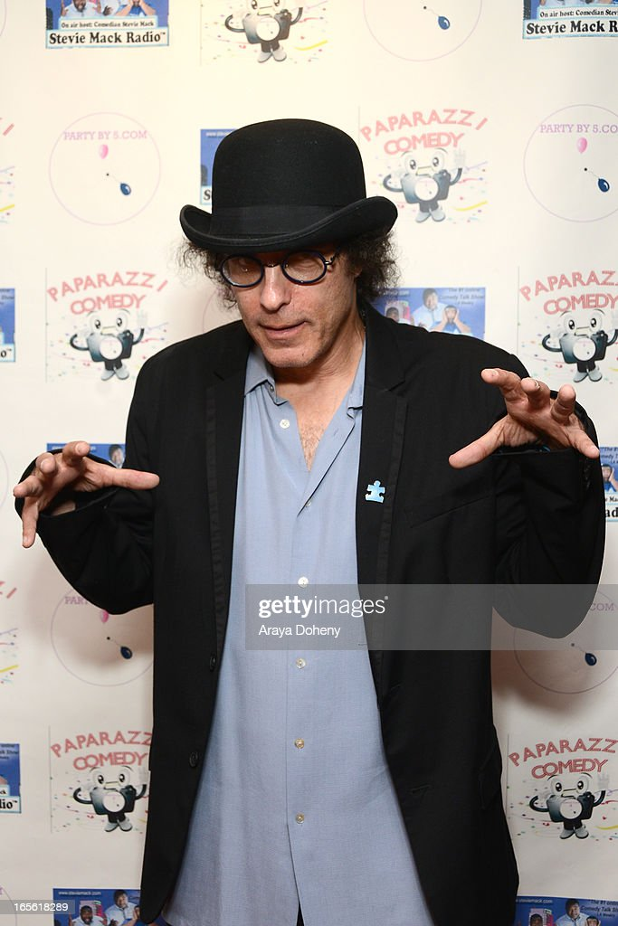 Dave Shelton attends the 3rd Annual Paparazzi Comedy Awards Supporting Autism Awareness on April 4, 2013 in Los Angeles, California.