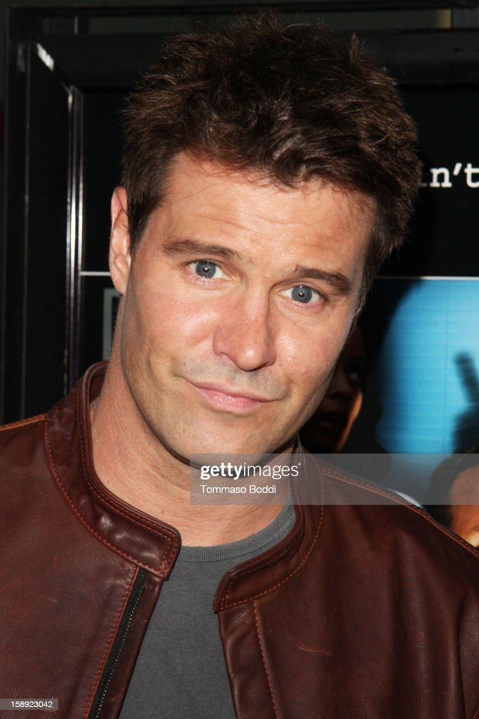 Dave Sheridan attends the 'A Haunted House' Los Angeles premiere held at the ArcLight Hollywood on January 3, 2013 in Hollywood, California.