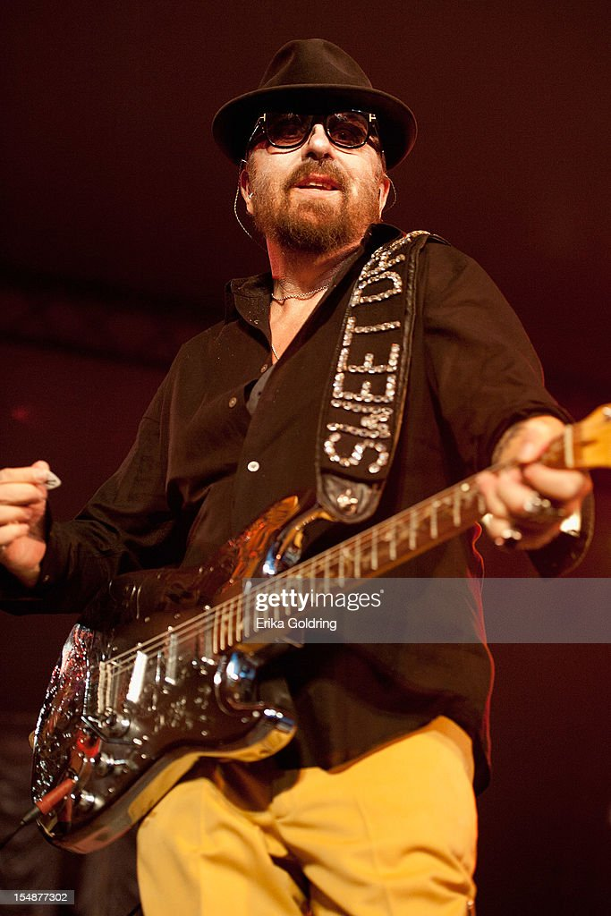 Dave Stewart performs during the 2012 Voodoo Experience at City Park on October 27, 2012 in New Orleans, Louisiana.