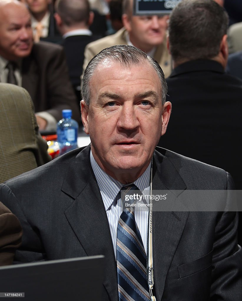 Dave Taylor of the St. Louis Blues attends day two of the 2012 NHL Entry Draft at Consol Energy Center on June 23, 2012 in Pittsburgh, Pennsylvania.