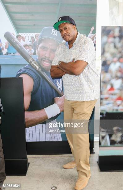 Dave Winfield attends the New Era Collaborates With Fear Of God To Honor MLB All Stars on July 10 2017 in Miami Beach Florida