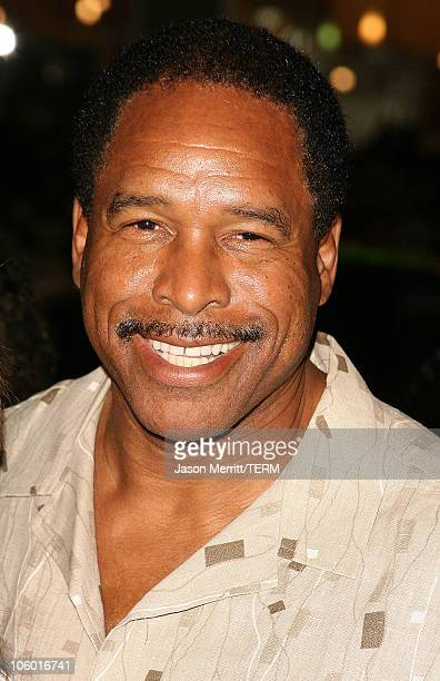 Dave Winfield during 'Snakes on a Plane' Los Angeles Premiere Arrivals at GraumanIs Chinese Theatre in Hollywood California United States