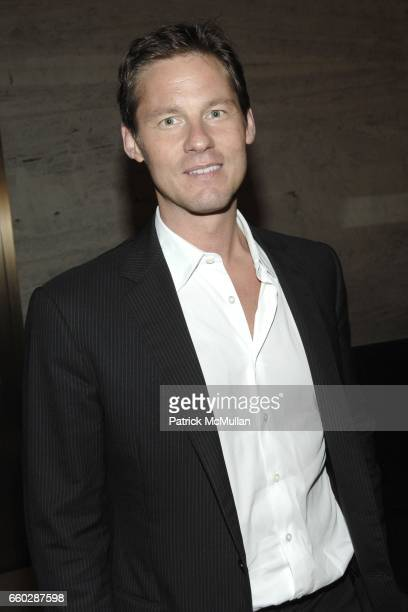 Dave Zinczenko attends THE FOUR SEASONS RESTAURANT 50th Anniversary INSIDE at The Four Seasons Restaurant on June 11 2009 in New York City