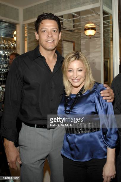 Davee Youngblood and Taylor Dayne attend Mayor Antonio Villaraigosa celebrates Nikki Haskell's Birthday at Sierra Towers on May 17th 2010 in West...