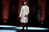 Daveed Diggs of 'Hamilton' performs onstage during the 70th Annual Tony Awards at The Beacon Theatre on June 12 2016 in New York City