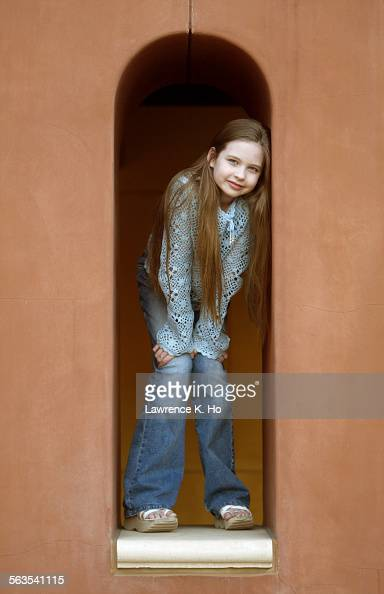 Daveigh Chase, 12 chil...