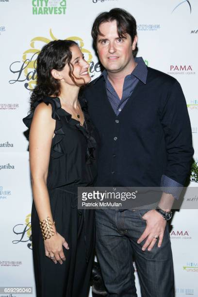 Davi Tardie and Tommy Tardie attend Grand Opening of La Pomme at 37 W 26th St on September 17 2009 in New York City