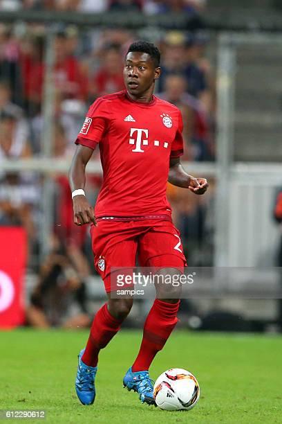 David ALABA FC Bayern München FC Bayern München Audi Cup 2015