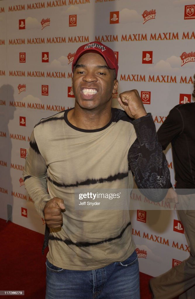 David Alan Grier during The Maxim Party at Super Bowl XXXVII at The Old Wonderbread Factory in San Diego, CA.