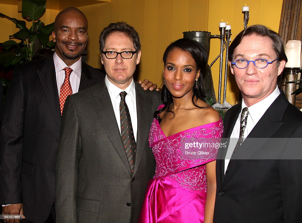 "Broadway Opening Of ""Race"" - After Party"