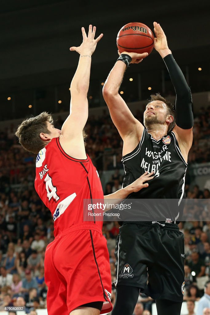 NBL Rd 7 - Melbourne v Perth