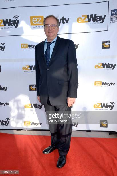 David Andrews arrives at the 1st Annual Influencers Unite Gala and Eric Zuley birthday celebration on March 18 2017 in Dana Point California