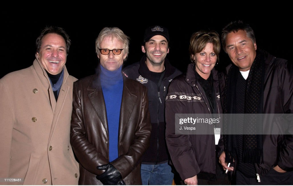 2002 Sundance Film Festival - Creative Coalition and ICM After-Hours Party at