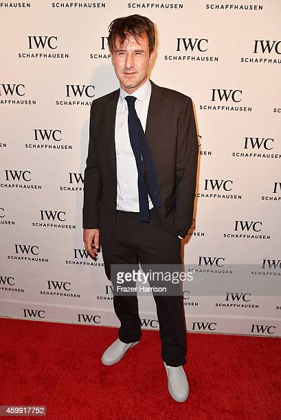 David Arquette attends IWC Schaffhausen celebrates 'Timeless Portofino' Gala Event during Art Basel Miami Beach to mark the Launch of the new...