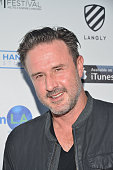 David Arquette attends the 2015 Hollywood Film Festival Opening Night Gala on September 24 2015 in Hollywood California
