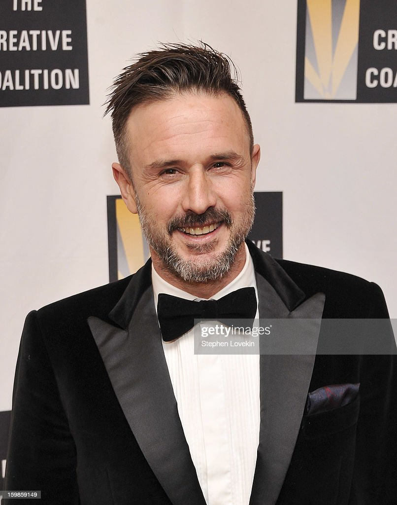 David Arquette attends The Creative Coalition's 2013 Inaugural Ball at the Harman Center for the Arts on January 21, 2013 in Washington, United States.