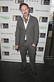 David Arquette attends The Creative Coalition's 'Teachers Making A Difference' Awards Luncheon at Bang And Olufsen House by Emerge on January 24 2015...