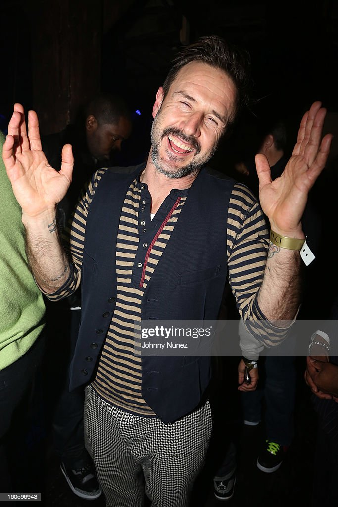 David Arquette attends the Jay-Z & D'Usse Super Bowl Party at The Republic on February 2, 2013, in New Orleans, Louisiana.