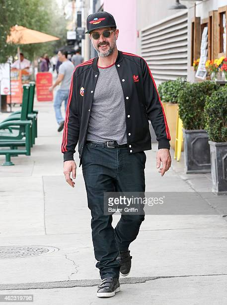 David Arquette is seen in Los Angeles on January 26 2015 in Los Angeles California
