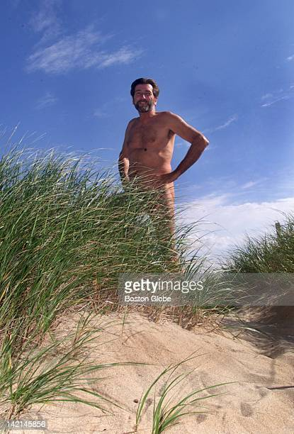 David Atkinson a Provincetown Selectman is an advocate for clothing optional beaches