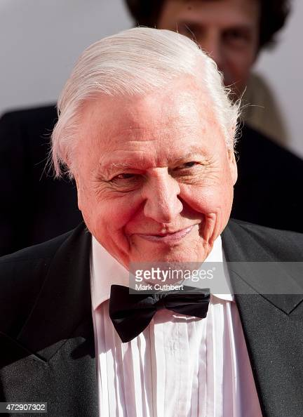 Attenborough Award Stock Photos And Pictures Getty Images