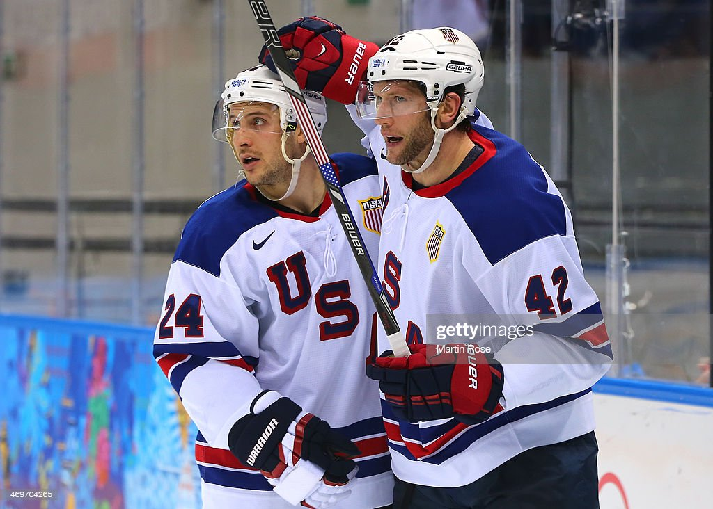 Calhan (CO) United States  city photos : the United States celebrates after scoring a goal with Ryan Callahan ...