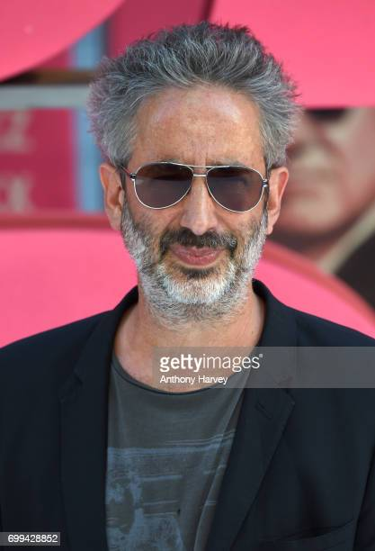 David Baddiel attends the European premiere of 'Baby Driver' on June 21 2017 in London United Kingdom
