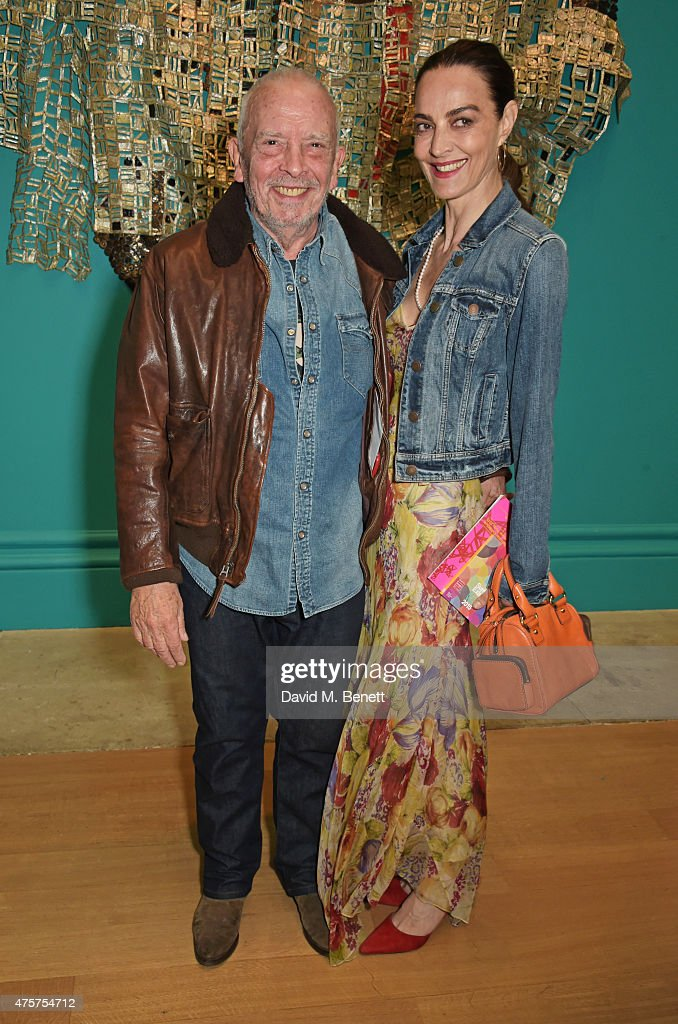 David Bailey and Catherine Bailey attend the Royal Academy of Arts Summer Exhibition preview party at the Royal Academy of Arts on June 3 2015 in...
