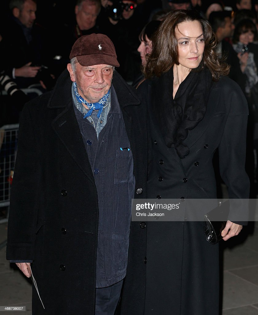 David Bailey attends The Portrait Gala 2014: Collecting To Inspire at National Portrait Gallery on February 11, 2014 in London, England.
