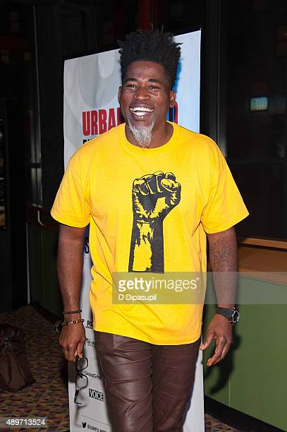 David Banner attends 'Muhammad Ali The People's Champ' during opening night of the 2015 Urbanworld Film Festival at AMC Empire 25 theater on...